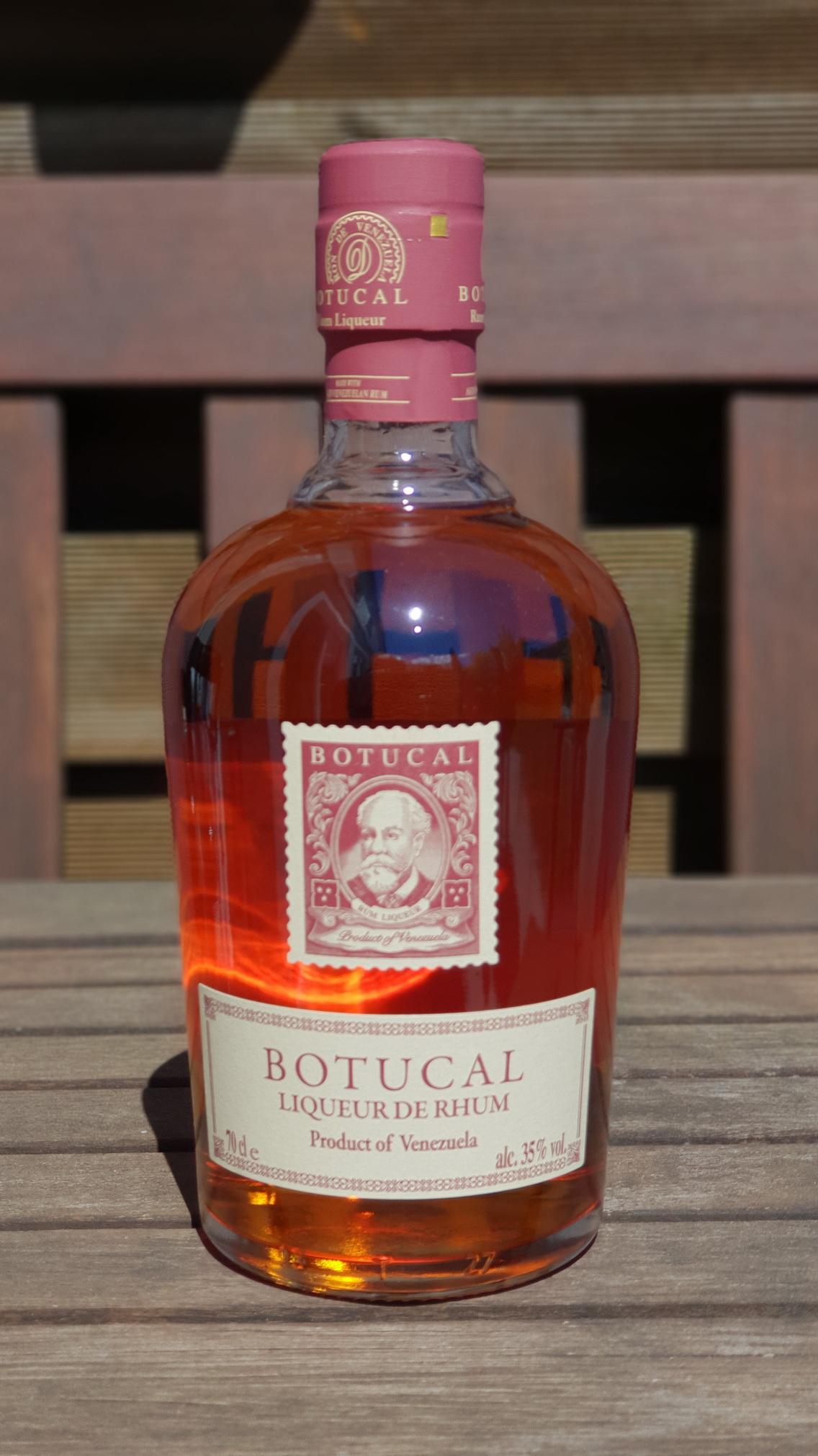 Rum Likör - wird seit Herbst 2017 nicht mehr hergestellt.
