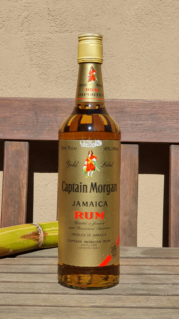 Captain Morgan - Late 70's - early 80's