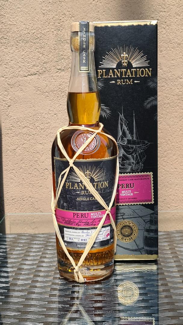 Peru Multi Vintage 2010/2006/2004Single Cask 2018 Bourbon Cask - C03 - B042