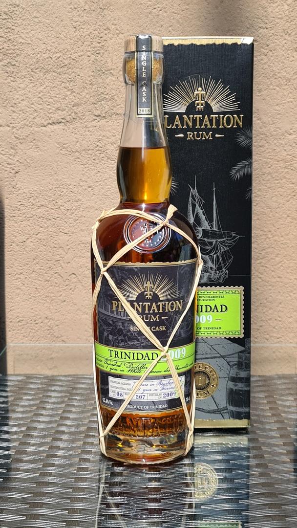 Trinidad 2009 Single Cask 2018 Bourbon Cask - C08 - B207